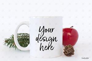 Styled stock mug