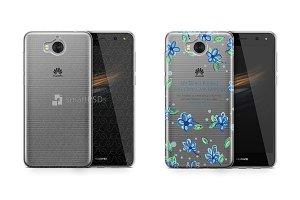 Huawei Y6 2017 UV TPU Clear Case