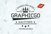 Graphicgo Fonts