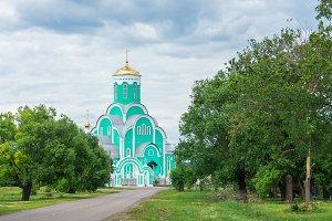 church in the Tambov
