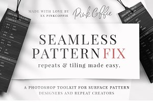 SPF - Seamless Patterns Made Easy!