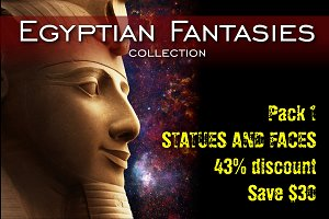Egyptian Fantasies - Pack 1