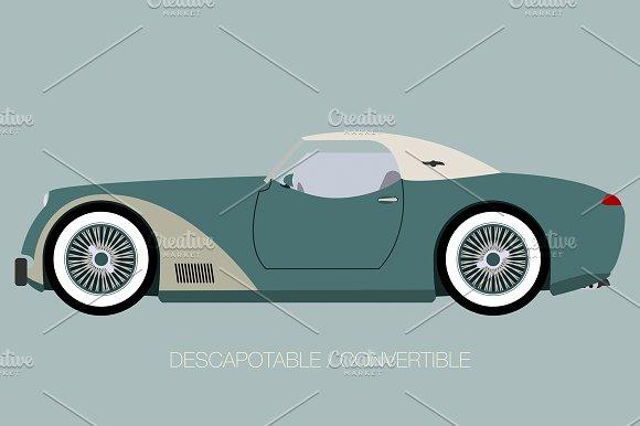 classical european car