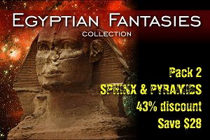 Egyptian Fantasies - Pack 2