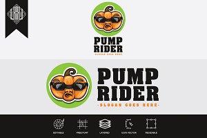 Pumpkin Rider Logo