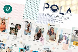 Instagram Stories Pack - POLA