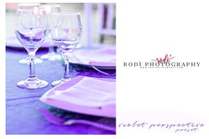 The Violet perspective preset