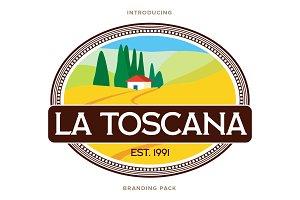 Toscana Branding Pack