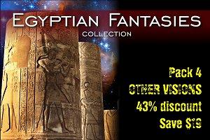 Egyptian Fantasies - Pack 4