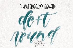 WC Dry Edge+Texture Round