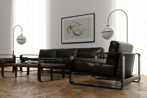 Noda furniture set