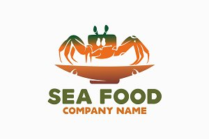 Sea Food Logo