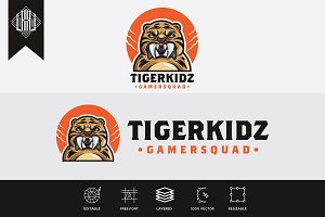 Tiger Kids Logo