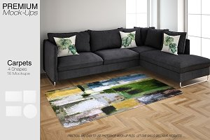 Carpets in Living Room Pack