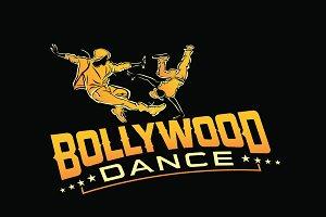 Bollywood Dance Logo