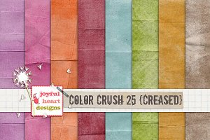 Color Crush 25 {creased} :)