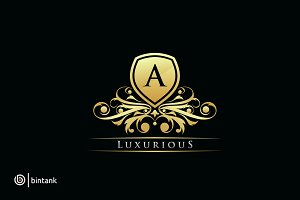 Luxury Shield Logo