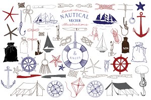 Nautical & Knot Vector Illustrations