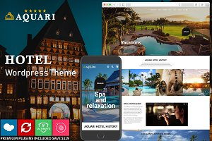 Hotel & Resoft Wordpress Theme