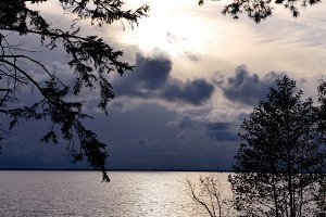 View on gulf