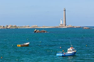 Phare de l'Ile Vierge - Lighthouse