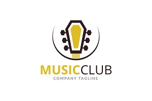Music Club Logo