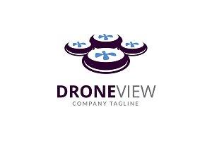 Drone View Logo
