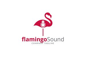 Flamingo Sound Logo