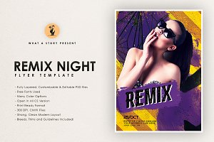 Remix Night
