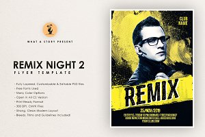 Remix Night 2