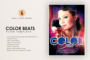 Color Beats