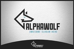 Alphawolf Logo
