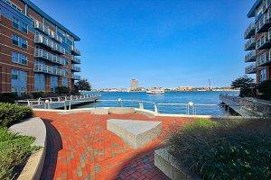 Boston Harbor luxury condos
