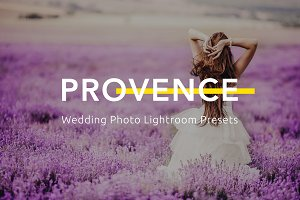 Provence - Wedding Lightroom Presets