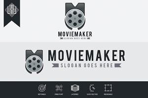 Movie Maker Logo