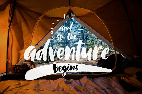 Lettering kit for Travel in Illustrations - product preview 4