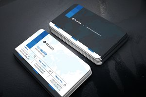 Ajho Business Card