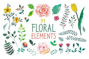 *Foral element*