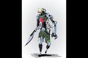 Cyborg concept