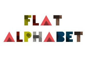 Flat Abstract Type, Alphabet