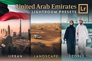 Emirates - Premium Lightroom Presets