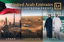 Emirates - Premium Lightroom Presets by  in Actions