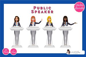 Vector Bundle | Public Speaker