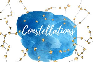 Constellation Clipart