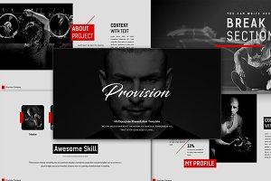Provision Creative Keynote