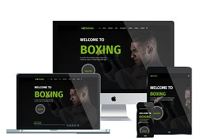 LT Boxing Onepage