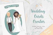 Wedding Cards creator