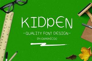 KidPen Font