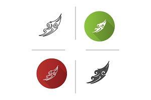 Tattoo image icon