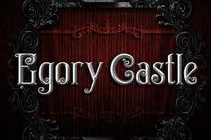 Egorycastle Typeface